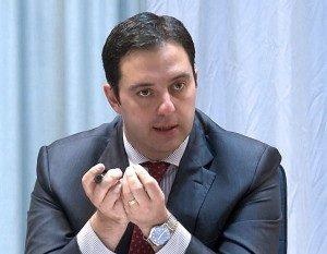 Camillo D'Alessandro, consigliere regionale delegato ai Trasporti
