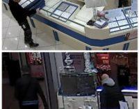 Vasto, arrestato uno dei rapinatori alla gioielleria Sarni Oro