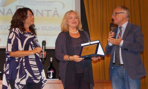 Premi: sen. Barbara Contini è Donna Più Jenny Ferrante è Donna Bontà