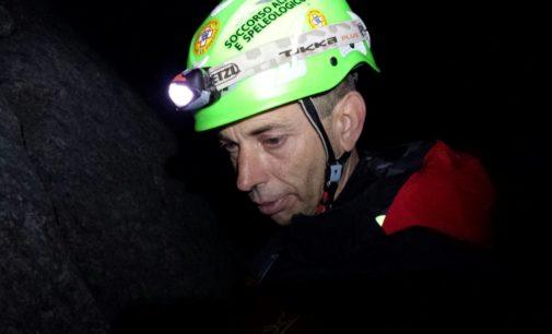 Montagna: recuperata coppia alpinisti bloccata sul Gran Sasso