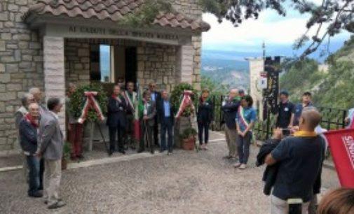 Resistenza: gemellaggio tra luoghi simbolo d'Abruzzo e Toscana