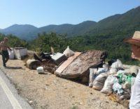 Cappadocia, raccolta una tonnellata di rifiuti