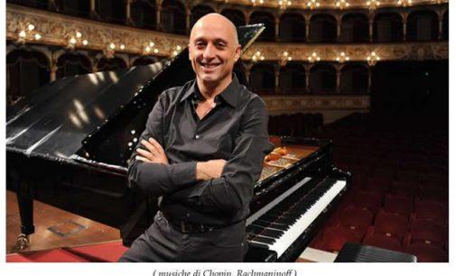 A Lanciano per la rassegna grandi pianisti arriva Benedetto Lupo
