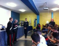 Vittorini saluta Carabinieri Termoli, trasferito a Teramo