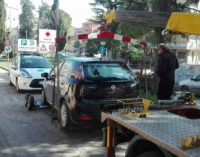 Lanciano: due fermi per furto e ritiro di una patente