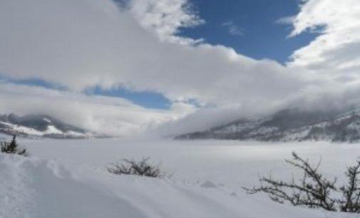 Terremoto e neve: un morto a Campotosto e un altro nel Teramano