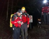Ritrovati cercatori di funghi scomparsi, hanno trascorso la notte in una grotta