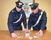 "<div class=""dashicons dashicons-camera""></div>Nascondeva cocaina nelle rotoballe, arrestato 30enne a Monticchio"