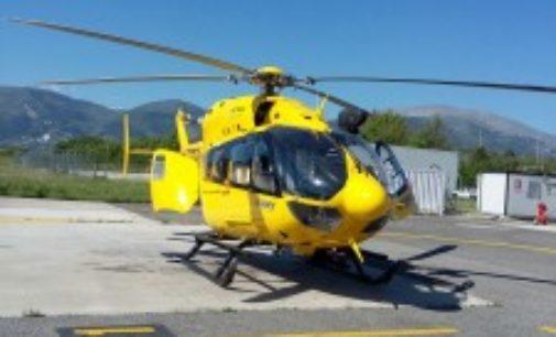 Scontro frontale, 2 feriti in Val Sinello