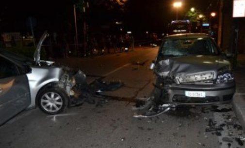 Scontro auto-scooter, muore donna a Vasto