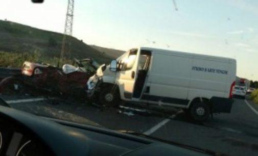 Vasto: incidente mortale sulla Trignina