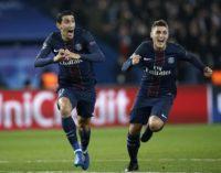 """<div class=""""dashicons dashicons-camera""""></div>Dopo la vittoria dei francesi sul Barcellona di Messi per 4-0, Verratti commenta: 'la notte perfetta del Psg'"""
