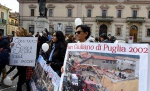 Scuole sicure, genitori e alunni in piazza a Sulmona