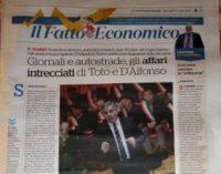 Acerbo: il gruppo Toto-D'Alfonso costituisce un'emergenza ambientale e democratica