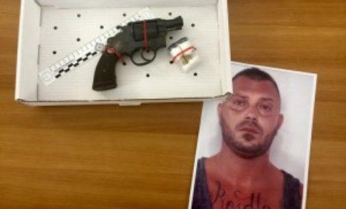 Pescara: uomo gambizza la compagna, arrestato