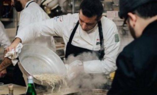 Terremoto, menù di chef stellati con prodotti di montagna