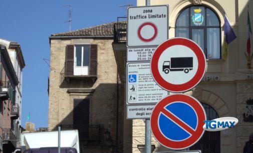 """<div class=""""dashicons dashicons-camera""""></div>Lanciano, termina 31/10 proroga pass Ztl con il vecchio regolamento"""