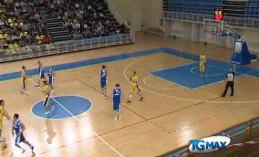 Basket, a San Vito il derby