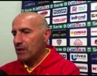 Cagliari Lanciano 1-1 parla mister Maragliulo