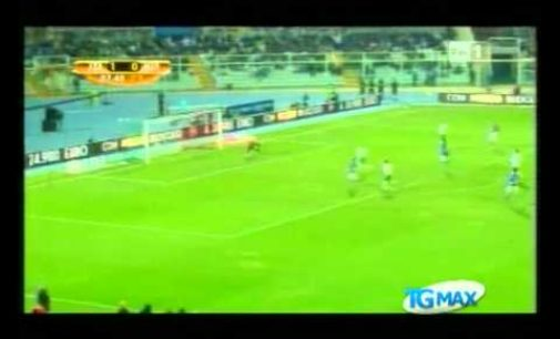 Calcio, la notte azzurra a Pescara