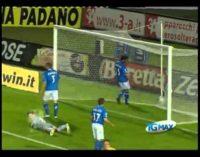 Calcio Serie B, Brescia Pescara 0-3