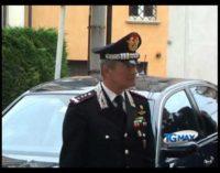 Carabinieri: il congedo del comandante 'Ogaden'