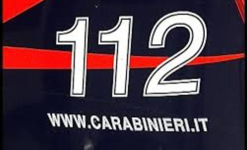 Scontro auto-moto a Paglieta, ferito centauro 25enne