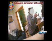 Cocaina a minore, arrestata coppia rom