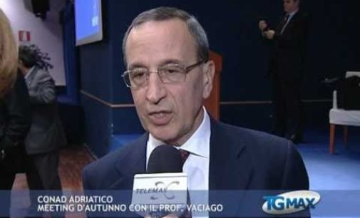 Conad Adriatico, meeting d'autunno con il prof. Vaciago