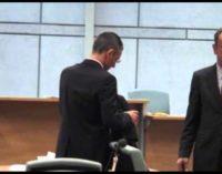 Concorso Dezio D'Alfonso condannato a 4 mesi