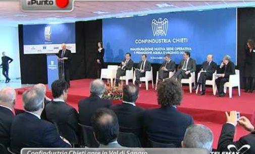 Confindustria Chieti apre in Val di Sangro (Il Punto)