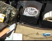 Contraffazione: maxi sequestro a Pescara