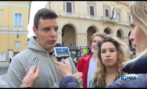 Dopo la protesta gli studenti del Masci tornano a lezione