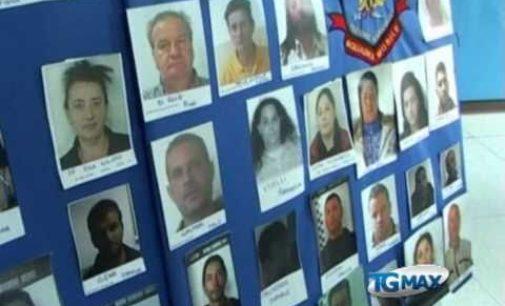 Droga, 38 arresti a Pescara
