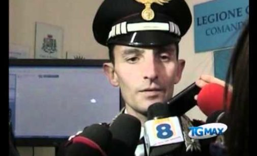 Droga: 'Piazza pulita' a Penne, 5 arresti