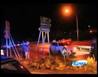 Due morti e un ferito grave sulla provinciale