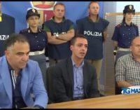 Due rapine a un piccolo ufficio postale di Pescara, arrestato