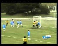 Eccellenza: Montorio Pineto 1-2