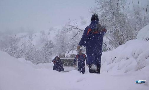 Enel, aggiornamento blackout: 72 mila utenze disalimentate in Abruzzo