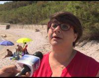 Erosione della costa, è di nuovo allarme in Abruzzo