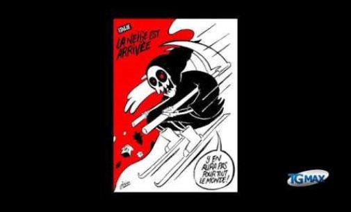 Farindola querela Charlie Hebdo