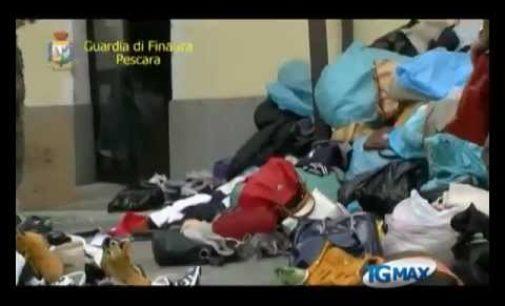 Finanza sequestra 5000 articoli contraffatti