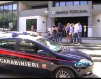 Francavilla: colpo in banca, ucciso rapinatore