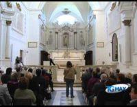 Francavilla, riaperta al culto chiesa S. Antonio
