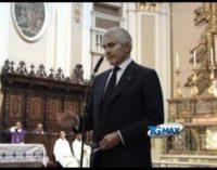 Funerali Gaspari, intervento integrale di Casini