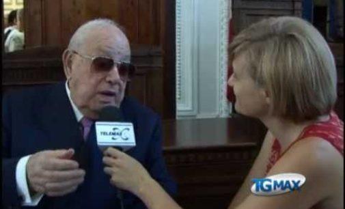 Gaspari: posso ancora lavorare per l'Abruzzo
