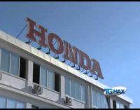 """<div class=""""dashicons dashicons-camera""""></div>Honda: fine turni con due ore di sciopero domani allo stabilimento di Atessa"""