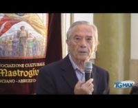 Il giornalista Mario Giancristofaro sarà il Mastrogiurato XXXV edizione