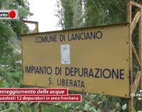 Il Punto Danneggiamento delle acque, sequestrati 12 depuratori in area frentana