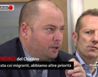 """Il Punto """"Sindaci del Chietino: basta migranti, abbiamo priorità per danni del maltempo"""""""